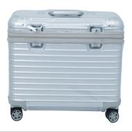 台製rimowa旅行保護套 合身剪裁,透明四角加厚款  PILOT 蝦皮24h 現貨