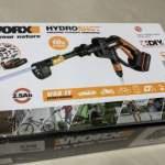 WORX 威克士 WG629 無線充電高壓洗車水槍