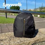 SPYWALK 簡約前袋小夾層女用後背包 NO:S9206