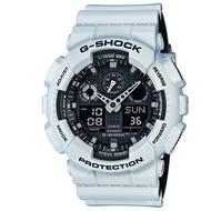CASIO G-SHOCK 流行耀眼酷霸運動腕錶/GA-100L-7ADR