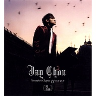 Cd Jay Chou Jay Chou/11 On Chopin Cd+