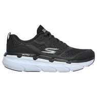SKECHERS【17690WBKW】Go Run Ultra Go慢跑鞋 運動鞋 厚底 透氣網布 黑色 女款