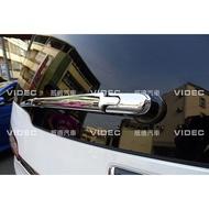巨城汽車精品 納智捷 LUXGEN SUV MPV 後雨刷鍍鉻飾蓋 材質ABS電鍍 現貨供應中