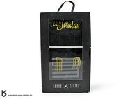 2014 台灣未發售 少量入荷 NIKE JORDAN 11 HOLIDAY GIFTPACK 1 BEANIE 1 STOCKING GAMMA BLUE 毛帽 耶誕節 禮物襪 黑藍 乾媽 公牛隊 BULLS AJ XI AIR (507949-016) !