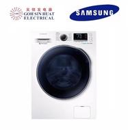 SAMSUNG WD80J6410AW washer dryer Combo 8KG washer 6kg Dryer White