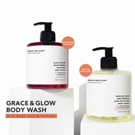 Grace and glow body wash acne solution