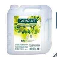 Palmolive 棕欖沐浴乳4公升 - 橄欖牛奶 costco 好市多