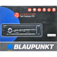 Head Unit CD MP3 USB Player BLAUPUNKT San Francisco 310