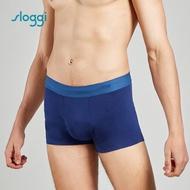 sloggi men ZERO Feel 零感系列男士平口褲 紳士藍 Y90-443 B9