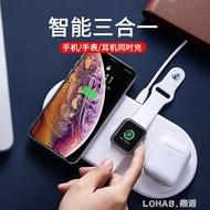 倍思無線充電器蘋果X專用快充18w智慧手錶iwatch耳機iPhone8Plus無限xr萬能通用