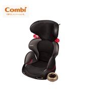 日本 Combi Buon Junior EG 成長型汽車安全座椅-風尚黑