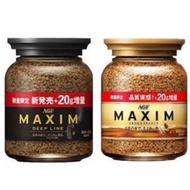 咩咩頭 日本 AGF Maxim咖啡 金箴言/藍香醇/紅摩卡/黑深焙 100g