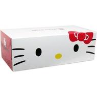 KITTY 面紙盒 三麗鷗 衛生紙 HELLO KITTY KT 凱蒂貓 日貨 正版授權 J00013834