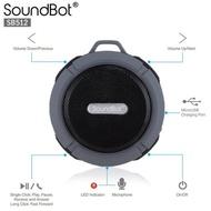 藍芽喇叭 美國聲霸SoundBot SB512 藍芽喇叭 防水喇叭 藍牙喇叭 藍牙音響 Sony 飛利浦 JS Q