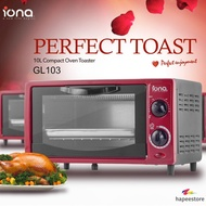 Iona 10L Oven Toaster - GL103 (1 Year Warranty)