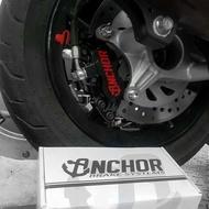 【LFM】ANCHOR CNC 對四卡鉗 後碟直上款 FORCE SMAX 專用