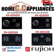 Fujioh Cooker Hob FH-GS5035 | FH-GS5030 | FH-GS5530 | FH-GS5520 | Free delivery |