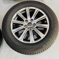 Lexus 原廠 17吋 輪胎鋁圈 極新品