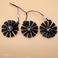 甩賣 華碩猛禽ROG STRIX GTX1060 1070 1080TI 顯卡風扇三風扇顯卡專用