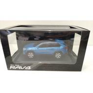 rav4 模型迴力車 1:30