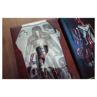 全新  HOT TOYS MMS145 鋼鐵人 Mark V MK5 IRON MAN 2
