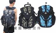 限時 滿3千賺10%點數↘ | ~雪黛屋~SPYWALK 大型後背包可14吋電外出休閒造型背包型男必備款大容量防水尼龍布可放A4資料夾014-92261