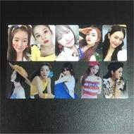 Red Velvet Summer Magic 限量版 小卡 透卡 插卡