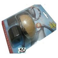 *白色小車*方向盤轉輪輔助器/原木色/好力馬/汽車方向盤助球 曼斗/台灣製