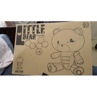 龍桃子 小熊