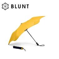 【BLUNT 紐西蘭 XS_METRO 自動折傘《糖果黃XS》】BLT-X01/摺疊/自動/晴雨傘/防風傘/抗UV/雨傘