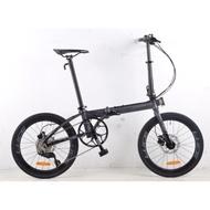 camp X lite 20 451 folding bike xlite Shimano 11speed 105 r7000