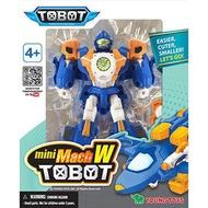 機器戰士 TOBOT (樂高熊) MINI 機器戰士 W X D T K Y R Z 全新未拆 保證正版麗嬰國際 公司貨
