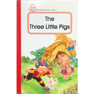 Reading House Level 1:Three Little Pigs (二手)