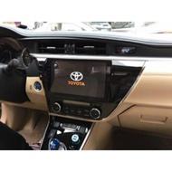 10.2吋 ALTIS/LIVINA/SENTRA WIFI.網路電視.藍芽電話 安卓版螢幕主機