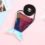 (เดินทางมาก) เลื่อมเด็กกระเป๋าใส่เหรียญกระเป๋าถือกระเป๋าสตางค์มีซิปกระเป๋าน่ารักตัวรวมกุญแจจัดส่งฟรี