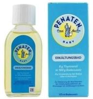 德國 Penaten 牧羊人 嬰兒感冒舒緩沐浴油 泡澡精油 125m