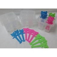 Unique Popsicle Mold Ice Cream Popsicle Molds Jelly Popsicle Molds (with Sticks)