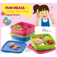 Tupperware Lolli Tup (Blue) Kids Lunch Box for School Lunch Snack Time 550ml