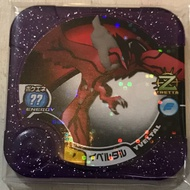 獎盃 冠軍 紫P 紫閃 伊裴爾塔爾 Y鳥 招喚 x鹿 p  剋 闇黑 焰白酋Pokémon Tretta 神奇寶貝卡匣