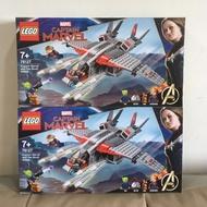 Lego 76127 漫威 驚奇隊長