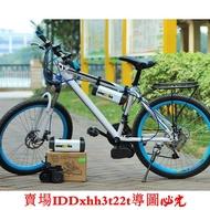 現貨特價、自行車 腳踏車改裝電動車套件 無刷電機200W 改電動腳踏車 電動自行車 助力器 人力腳踏車變電動車 代步車