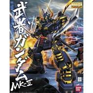 【鋼普拉】BANDAI 鋼彈無雙 MG 1/100 MUSHA GUNDAM MK-II 真武者鋼彈 摩亞屈 武者頑馱無