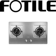 Fotile FC1G 2-Burner Stainless Steel Hob (LPG)