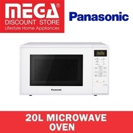 PANASONIC NN-ST25JWYPQ 20L MICROWAVE / LOCAL WARRANTY