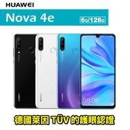 Huawei NOVA 4E 6.15吋 6G/128G 智慧型手機 免運費