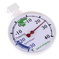 TEHE Refrigerator Freezer Thermometer Fridge Refrigeration Temperature Gauge