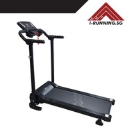 NEW I-Running Foldable Electric Treadmill ★ Lightweight And Portable Treadmill ★ Speed Up To 12km/h ★ Manual Incline ★ Running ★ Jogging ★ Home Gym ★ Fitness ★ Exercise