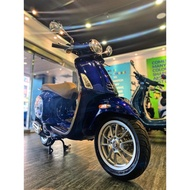 VESPA Primavera 125 ABS LED 星空藍【新北板橋旗艦店】【台北萬華店】
