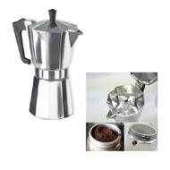Sayrung  moka pot model 6 cup ทำกาแฟสดแบบเครื่องชงกาแฟ