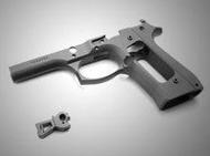 (武莊)G&G Marui M9 金屬槍身組-G-02-023